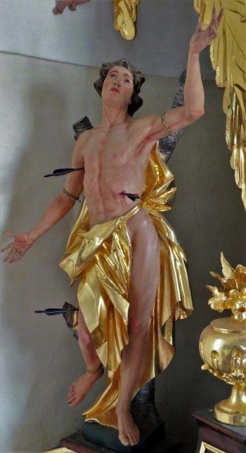 Farna cerkev Podbrezje-sv. Bostjan