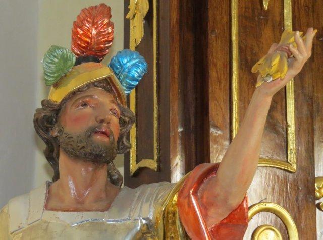 Farna cerkev Podbrezje-sv. Janez