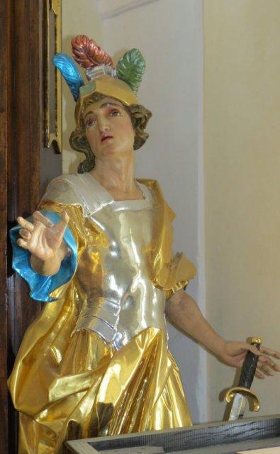 Farna cerkev Podbrezje-sv. Pavel