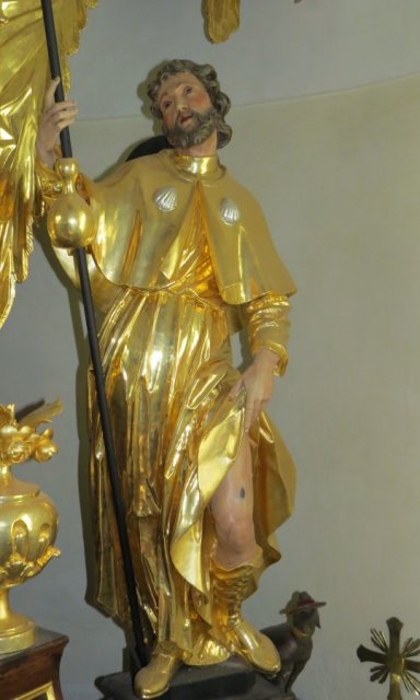 Farna cerkev Podbrezje-sv.Rok