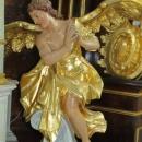 Farna cerkev Podbrezje-angel
