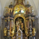 farna cerkev Kovor