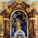 farna cerkev Podbrezje -gl. oltar