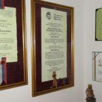priznanja in častne listine
