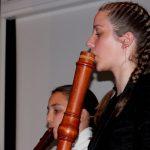 v ospredju flavtistka Elizabeta Mokorel