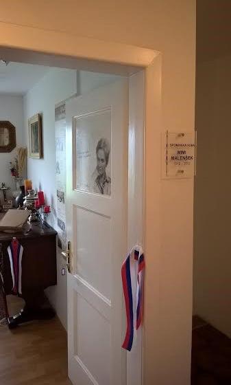 Spominska soba pisateljice Mimi Malenšek