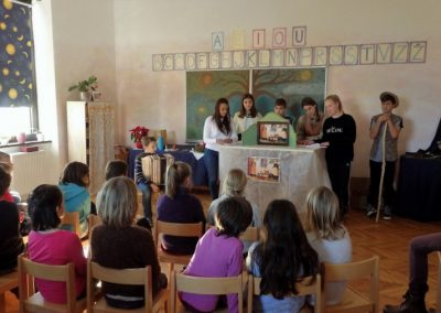 8. predstava Waldorfska šola Naklo